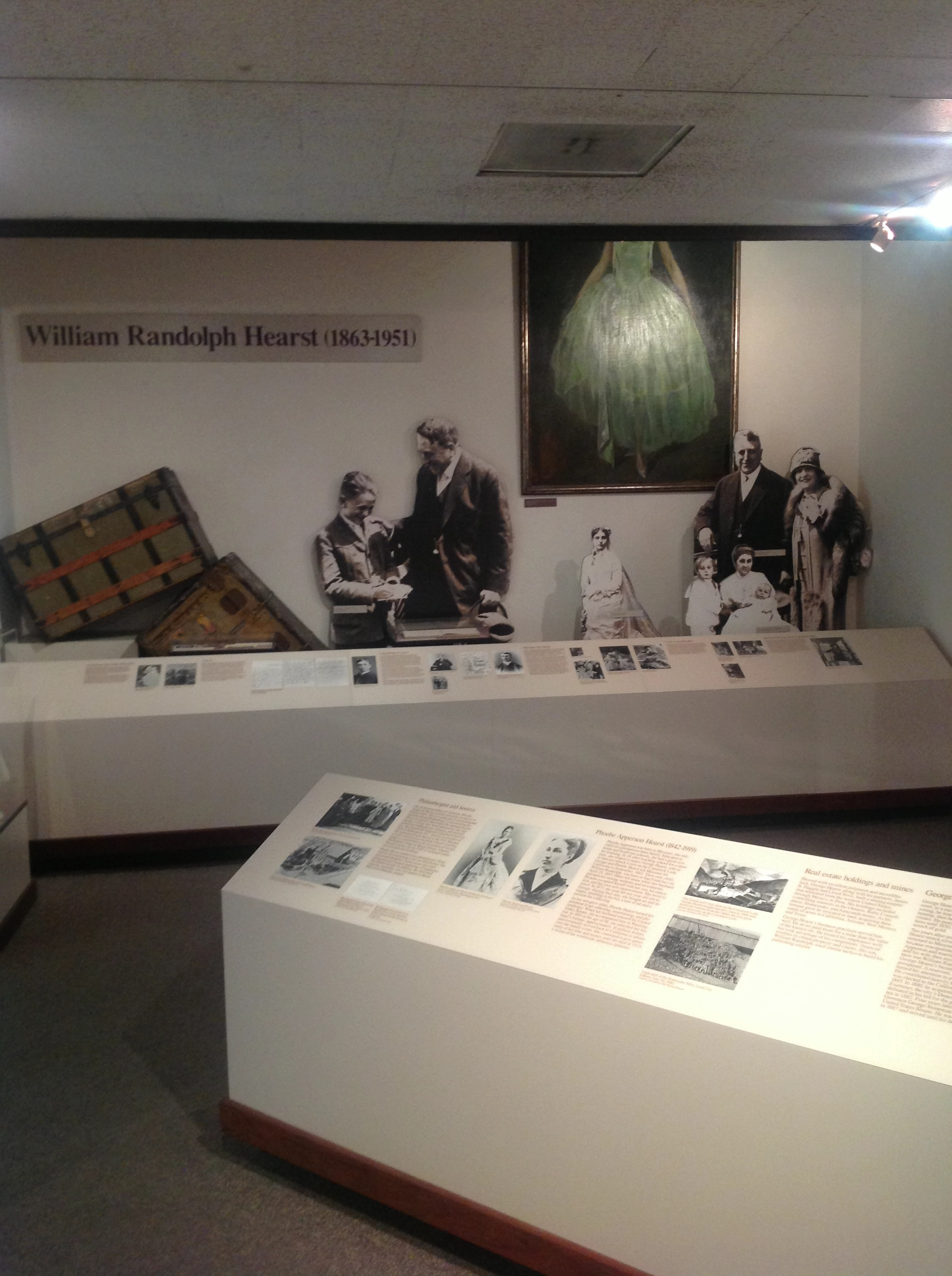 A Museum Near San Simeon.JPG