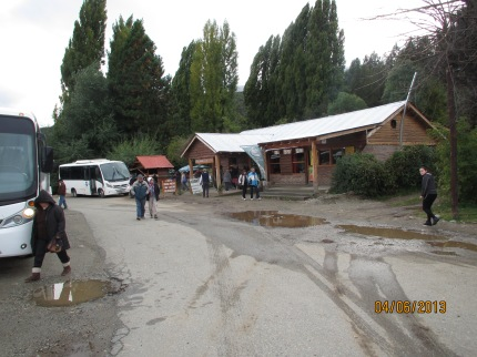 A Road House On The Road To El Bolson.JPG