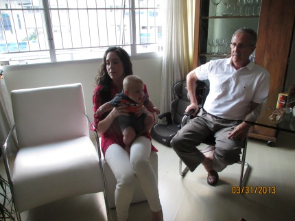 Anna And Antonio Carlos With Diego 3-31-2013.JPG