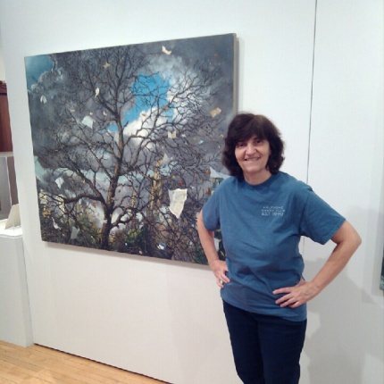 Another View Of Elena In An Art Gallery 9-2-2012.jpg