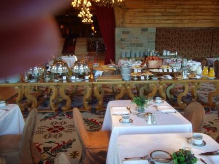 Breakfast Buffet-Llao Llao Hotel.JPG