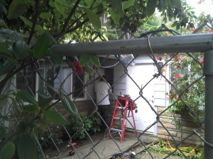 Electrical Work Being Done 7-11-2011.jpg