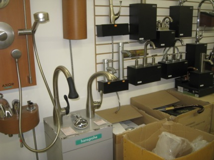 Faucet Selections FOr The Kitchen 10-4-2011.JPG