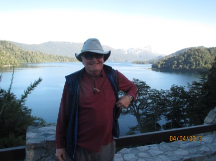 Jack Standing In Front Of One Of The Seven Lakes 4-2013.JPG