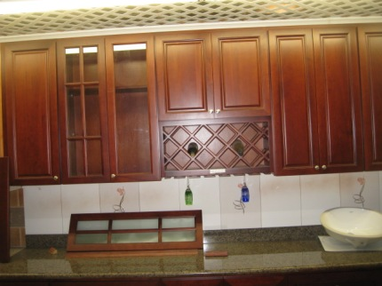 SomeKitchen Cabinets Installed10-4-2011.JPG