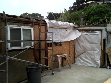 The Rebuild Begins 7-6-2011.jpg